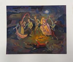 3. The night before Ivan Kupala