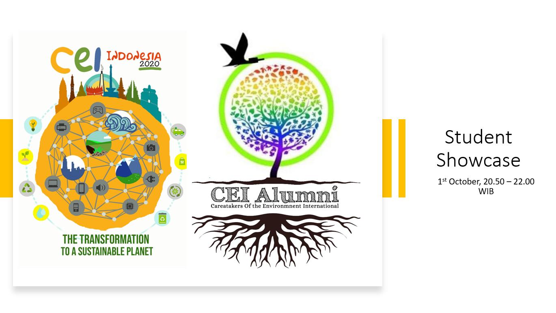 CEI 2020 Student Showcase