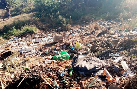 Plastic Pollution in Malawi