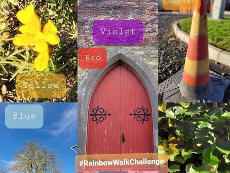 Walk the Rainbow!