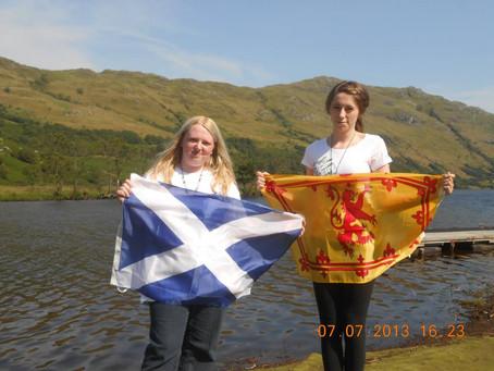 Bonnie Tales of CEI from Bonnie Scotland