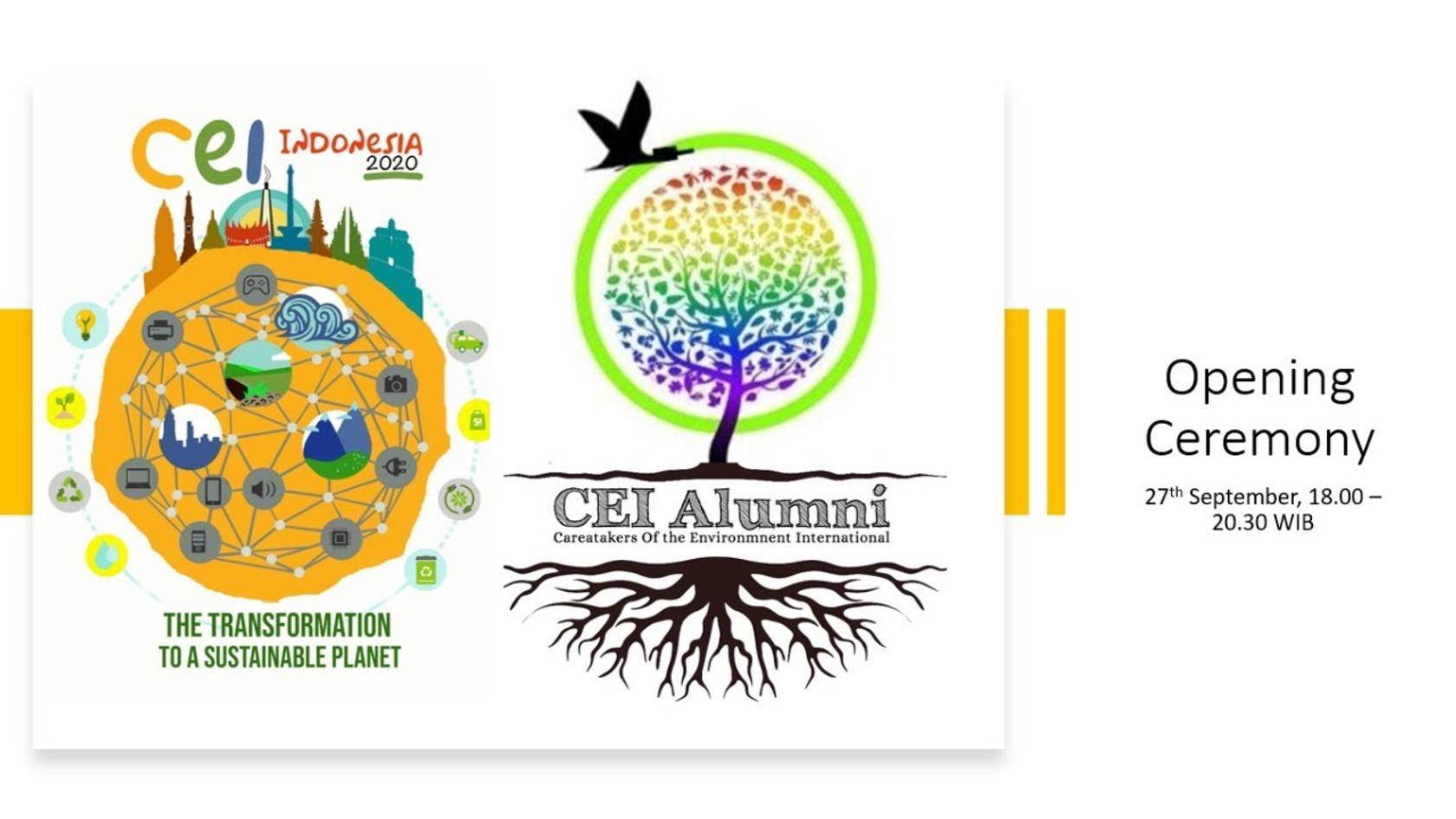 CEI 2020 Opening Ceremony