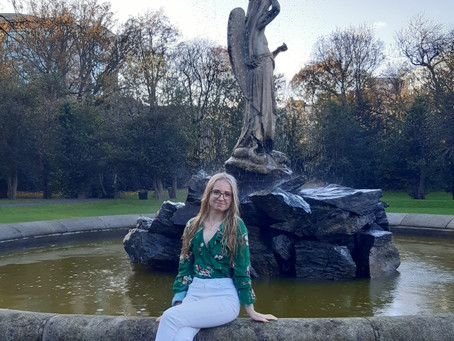 Trinity College Dublin Environmental Society Interview with Becca