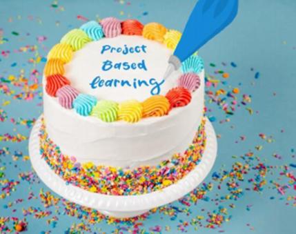Making cake, making change: How cake teaches us about Project Based Learning!
