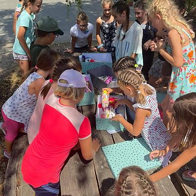 2. Poletni tabor za otroke