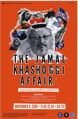Jamal Khashog Affair