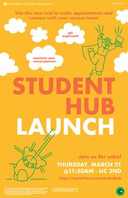 Student Hub Launch