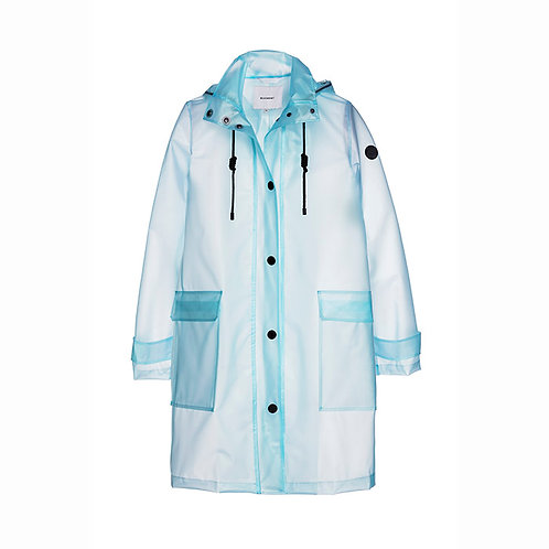 BEAUMONT - IMPERMEABLE  TRANSPARENT