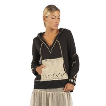 ELISA-CAVALETTI-SWEAT SHIRT-REF-EJP215541507