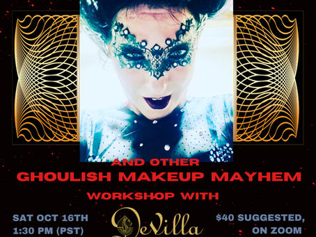 FROM THE HIP - WEEKLY NEWS FROM DEVILLA !