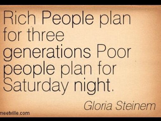 Gloria Steinem Quote