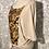 Thumbnail: blouse lin naturel et plastron coton taille S/M