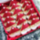 Santa biscuits