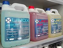 linox chemia do prania dywanów