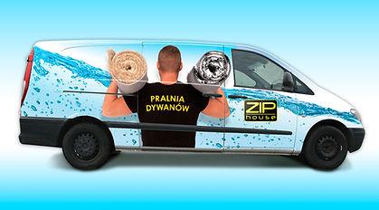 pranie dywanów Bydgoszcz
