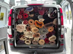 Dowóz dywanów