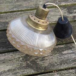 To gamle lamper sælges samlet for 200,- pr styk eller samlet for 300,- #loppefund #loppemarked #teak