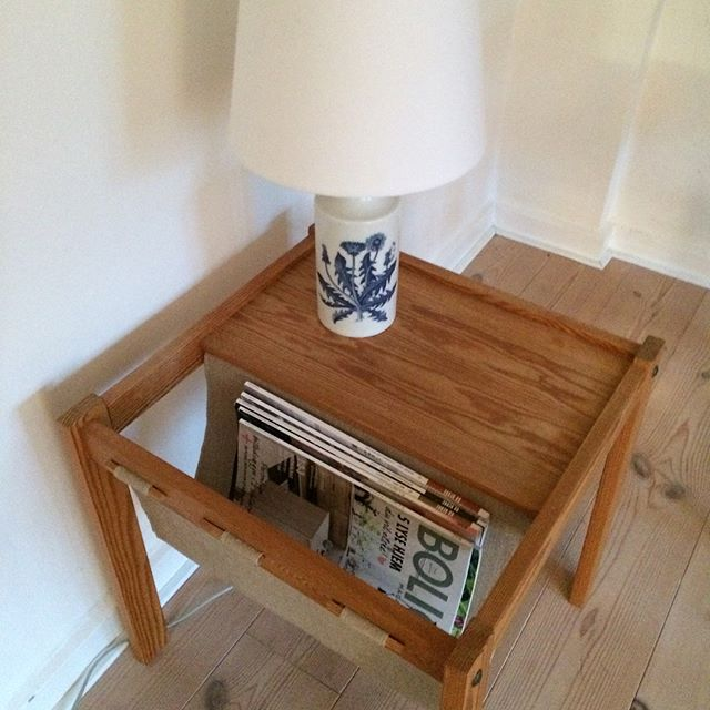 sofabord fra Brdr. Furbo i fyrretræ