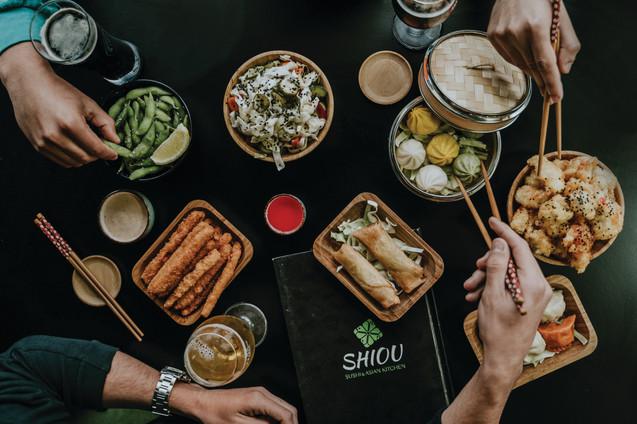 תפריט מסעדה