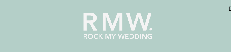The Big Day: Rock My Wedding Feature