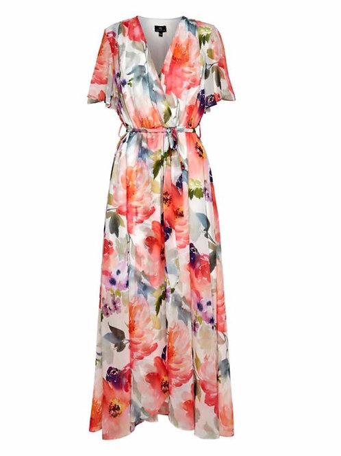 Molly Jo Floral Print Dress