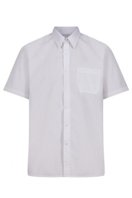 School Shirt Short Sleeves