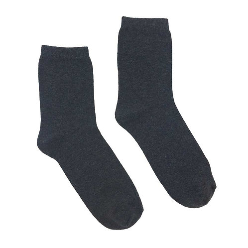 Grey Ankle Socks 2 Pair Pack