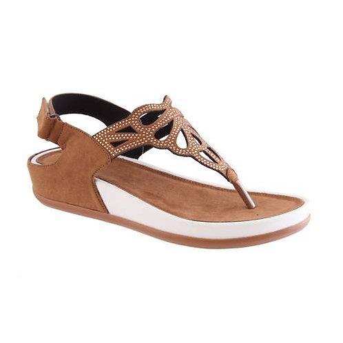 Propet Tan Sandal