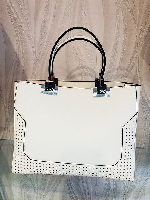 Off White Handbag