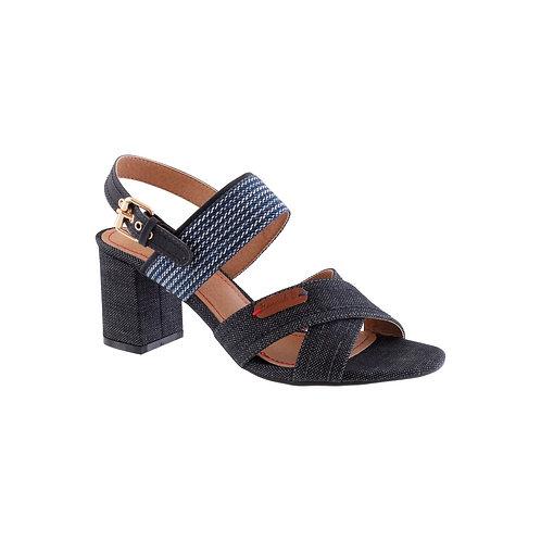 Hannah B - Navy Sandal