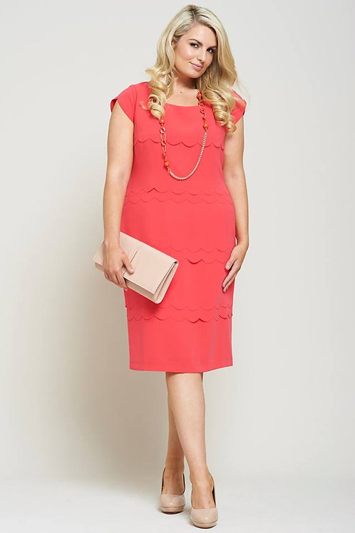 Personal Choice Coral Dress