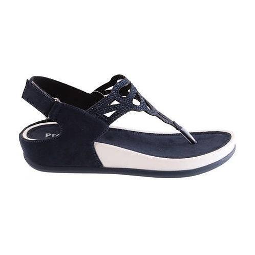 Propet Black Sandal