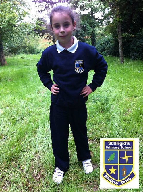 St.Bridgets Primary School Kildare Town Tracksuit