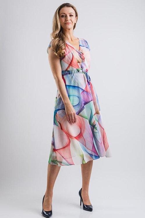 Kate Cooper Printed Dress