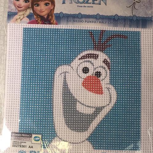Cross Stitch Patteren - Olaf