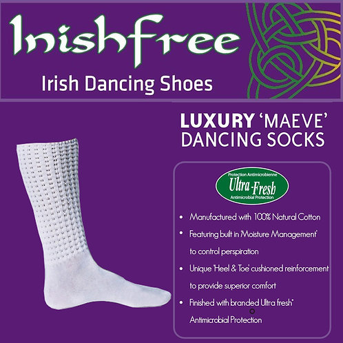 Inish Free Meave Dancing Socks