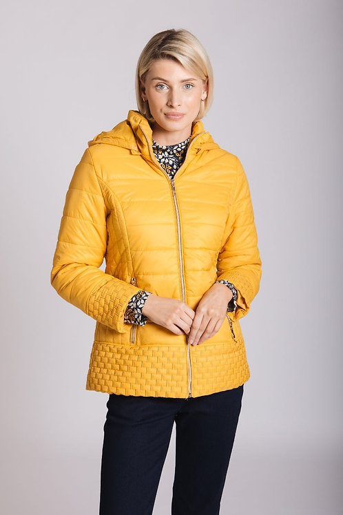 Jessica Graaf - Mustard Jacket