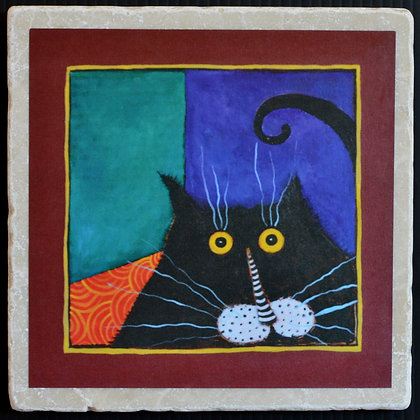 Innocent Until Proven Guilty, Trivet 6x6 inches