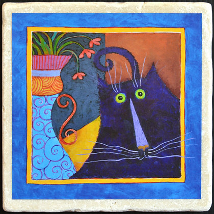 Wasn't Me, Trivet 6x6 inches