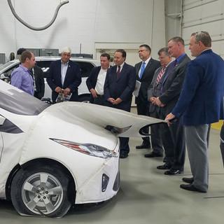Talking Car Saftey Technology