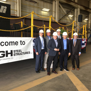 High Steel Structures Speaking Event