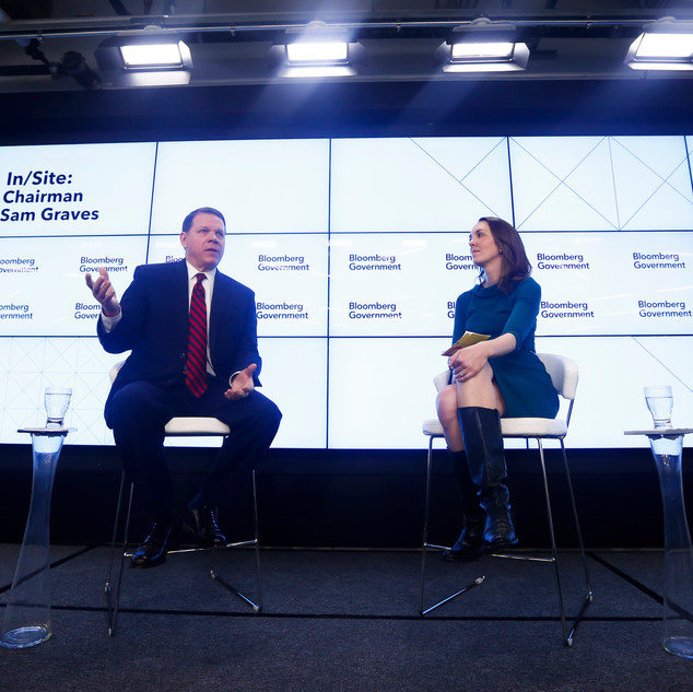 Bloomberg Government Exclusive Interview