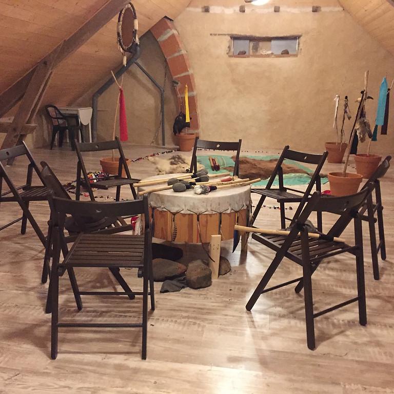 Olowanpi, cérémonie nocturne de chants sacrés