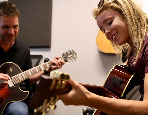 Guitar Lessons in Franklin TN, Brentwood TN, Nashville TN