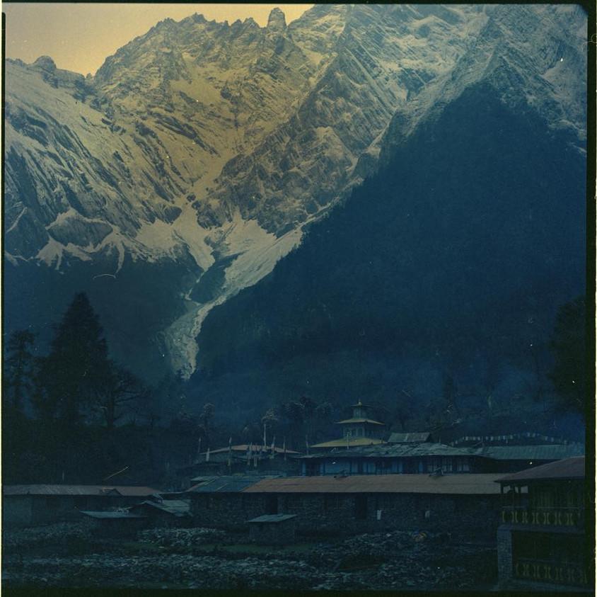 Nepal Monastery