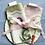 Thumbnail: NEW The 'Kitchen Garden' Linen x4 Napkin Set