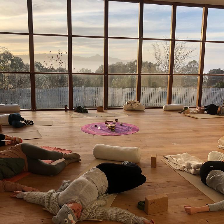Yass Valley Yoga Retreat