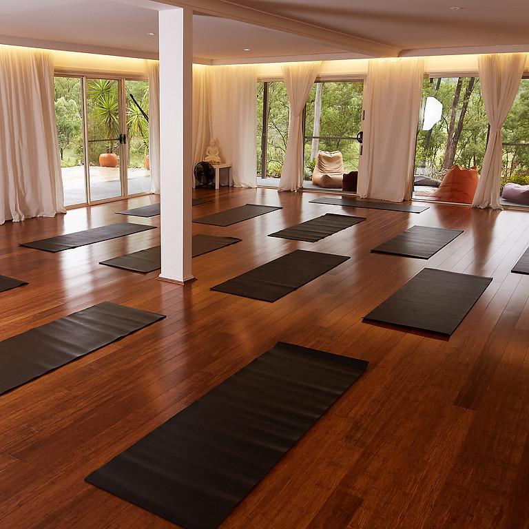 Hawkesbury River (Wiseman's Ferry)Yoga Retreat