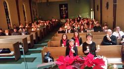 Candlelight congregation 2016