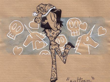 Alter ego illustration